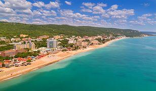 Złote Piaski to najsłynniejszy kurort Bułgarii