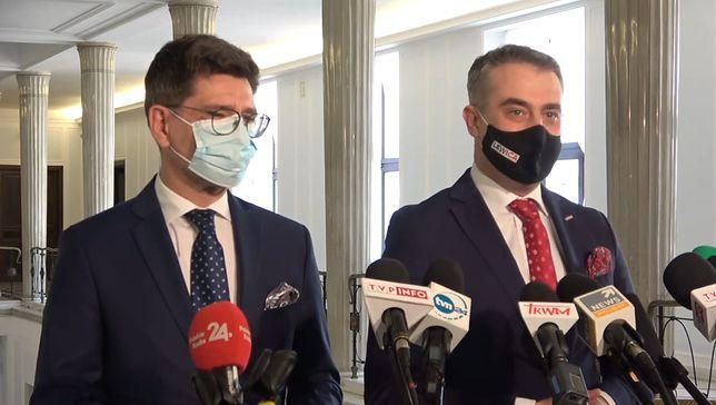 Sejm. Marek Kacprzak został rzecznikiem prasowym klubu parlamentarnego Lewicy