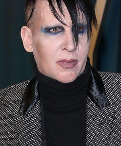 Marilyn Manson miał gwałcić asystentki i narzeczone. Sąd nie dał wiary jednej z nich