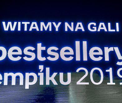 Bestsellery Empiku 2019 bez większych zaskoczeń
