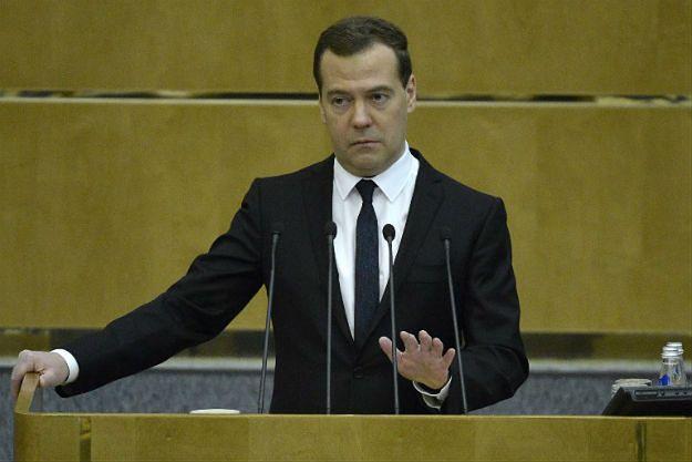Dmitrij Miedwiediew: w Syrii walczymy nie w obronie Asada, lecz z terrorystami