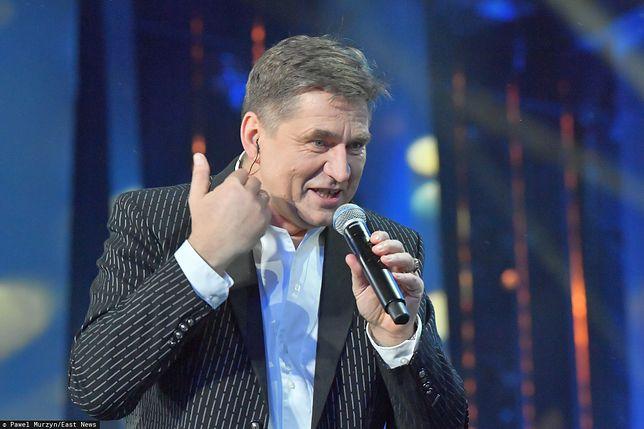 Lider zespołu disco-polo Bayer Full Sławomir Świerzyński