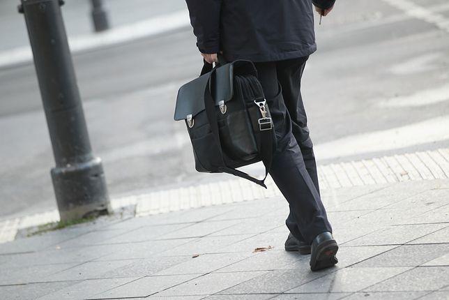 Męskie torby są ostatnio bardzo popularne