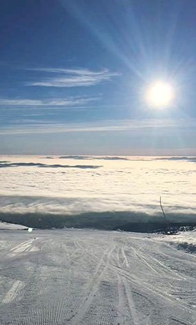 Słowacja czeka na narciarzy podczas świąt