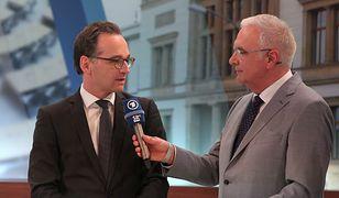 Szef MSZ Niemiec: rząd spróbuje uratować umowę z Iranem