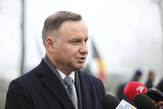 Prezydent Andrzej Duda nie pojedzie do Izraela.  Nieoficjalna informacja mediów