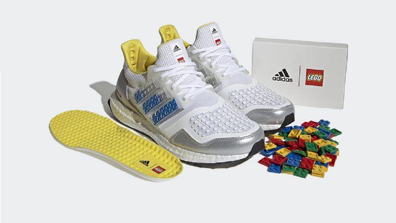 LEGO i Adidas łączą siły. Te buty już można kupić. Będą hitem!
