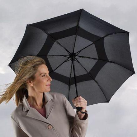 Wiatroodporny parasol