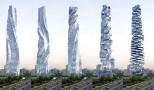 Dubaj – obrotowy wieżowiec jednak powstanie?