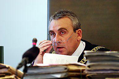 Sędzia Sądu Apelacyjnego Jerzy Leder