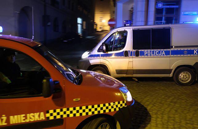 Atak w Rzeszowie. Jedna osoba jest poważnie ranna