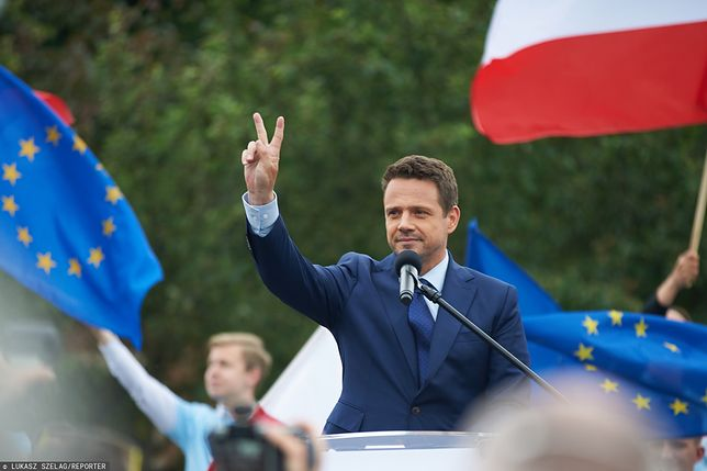 Rafał Trzaskowski weźmie udział w debacie TVP