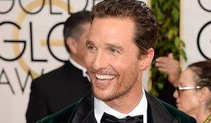 Matthew McConaughey chce się bać