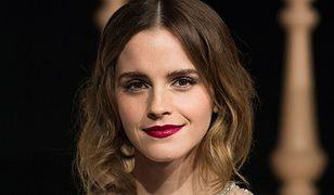 "Emma Watson w ""Vanity Fair"""