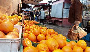 Niemiły zapach można zamaskować pomarańczami