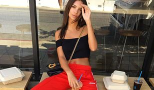 Emily Ratajkowski wie, jak łączyć style