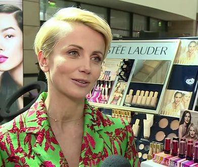Katarzyna Zielińska uwielbia jeden kosmetyk. Zawsze ma go w torebce
