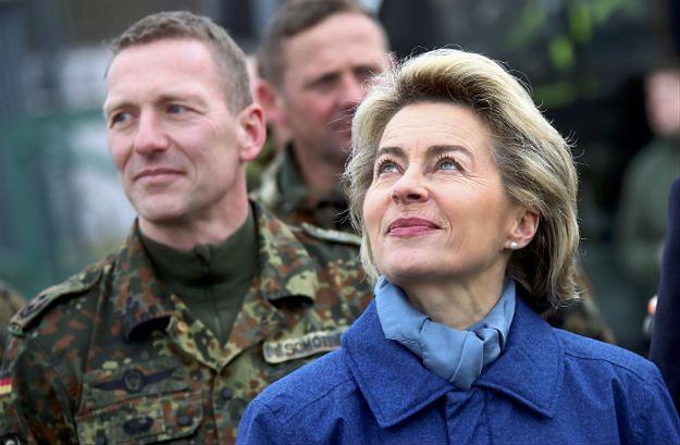 Niemcy odbudowują armię. Bardziej boją się wojny czy Trumpa?