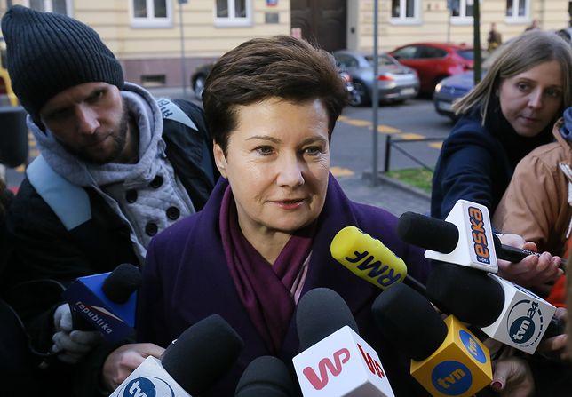 Były dyrektor w ratuszu pogrąża Gronkiewicz-Waltz