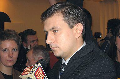 Napieralski: powalczę z Olejniczakiem o szefostwo SLD