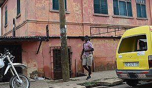 W tym budynku mieściła się fikcyjna ambasada USA w Ghanie