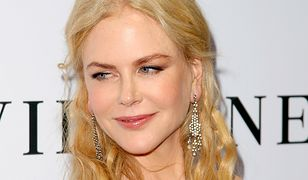Nicole Kidman na gali Diora. Piękna 50-tka