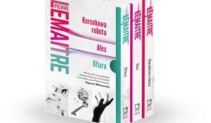 Pakiet: Koronkowa robota / Alex / Ofiara