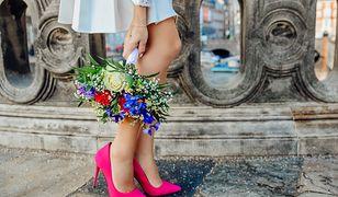 Kolorowe obuwie nie tylko na lato - barwny zamsz jest idealny na wiosnę