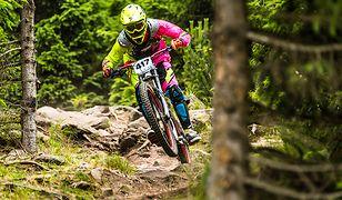Downhill to ekstremalny sport rowerowy.