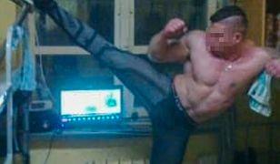 """Zdjęcia prężącego mięśnie więźnia na Facebooku. Jak to możliwe? """"Strażnicy mają za dużo na głowie"""""""