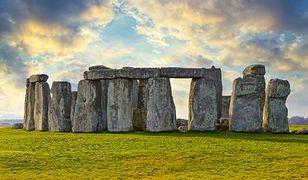 Stonehenge zostało wybudowane przez ludzi