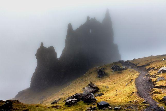 Podróże z dreszczykiem - Wyspa Skye, Szkocja