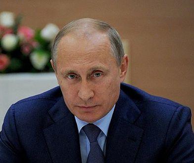 Putin skończył 66 lat. W dniu urodzin odwiedził go były premier Włoch