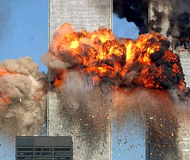 11 września 2001 roku - atak na World Trade Center