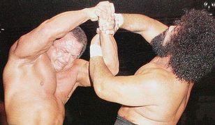 Ten Polak był legendą wrestlingu!