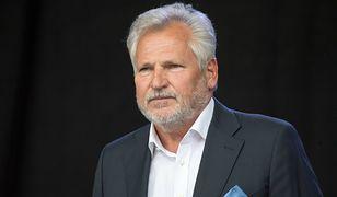 """Kwaśniewski o """"Lex TVN"""": Utrzymanie władzy za wszelką cenę napędza PiS"""