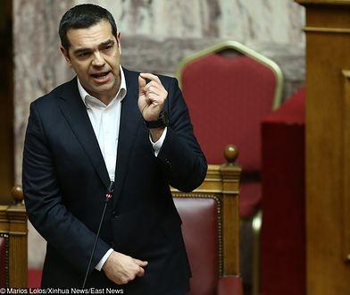 Grecja: tureckie myśliwce zmusiły helikopter z premierem Grecji do zmiany kursu