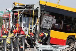 Wypadek na Moście Grota. Będzie kontrola firmy przewozowej