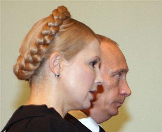 Tymoszenko: zapłacimy bez problemów za rosyjski gaz