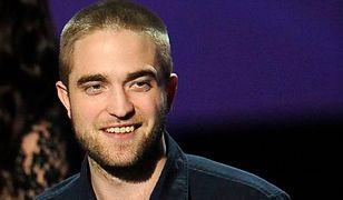 Robert Pattinson: G**** jak Fidżi