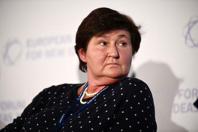 """Prof. Magdalena Środa o zachowaniu Filipa Chajzera i innych uczestnikach """"Ameryki Express"""""""
