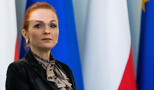 Szefowa Kancelarii Sejmu Agnieszka Kaczmarska twierdzi, że nie miała wpływu na zatrudnienie męża