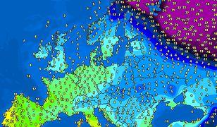 Prognoza pogody na wtorek.