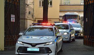 Ukraina. Mężczyźnie może grozić nawet 15 lat więzienia. (zdjęcie ilustracyjne)