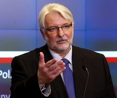 Waszczykowski: jest wiele państw które nie pozwolą, by suwerenność była łamana przez grupę biurokratów UE.