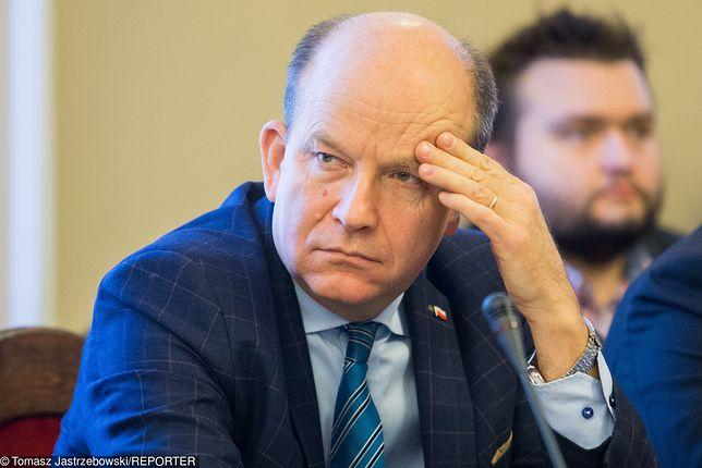 Wybory do europarlamentu. Konstanty Radziwiłł jest kandydatem PiS na europosła z Warszawy.