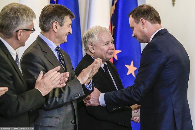 Wybory prezydenckie za pasem. PiS musi działać na rzecz Andrzeja Dudy.