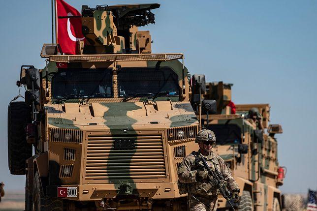 Donald Trump dał Turcji zielone światło do ataku na tereny syryjskich Kurdów