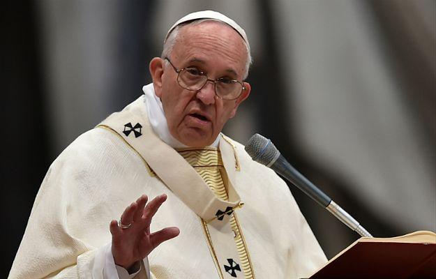 Papież Franciszek do uchodźców: wybaczcie zamykanie drzwi i obojętność