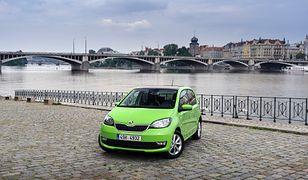 Škoda Citigo po liftingu - zdjęcia z pierwszych jazd